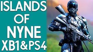 ISLANDS OF NYNE RELEASE DATE | ISLANDS OF NYNE PS4 & XB1 COMING SOON! | ISLANDS OF NYNE EARLY ACCESS