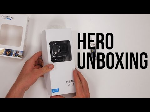 GoPro HERO Unboxing