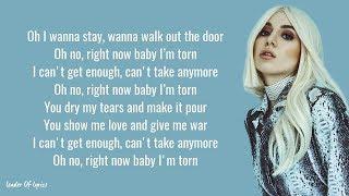Ava Max   TORN (Lyrics)