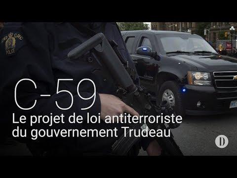 Le projet de loi C-59 en une minute