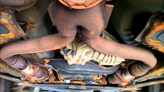 Replace Exhaust Flex Pipe