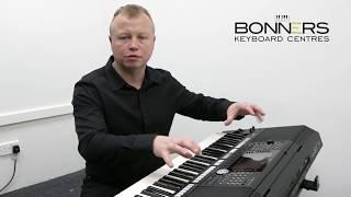 Yamaha PSR S975 Demonstration & UK Buyers Guide