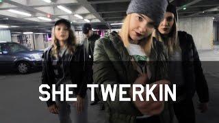 SHE TWERKIN _ Ca$h Out - Dance video / Benjamin BNG Xhaferi choreography / Break a Leg