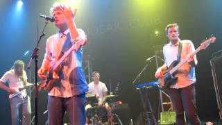 Architecture In Helsinki - Everything's Blue (Live at Mosaic Music Festival Singapore 2012)