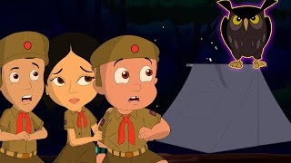 Mighty Raju - Winter Camping Adventure | सर्दियों का शिविर | Fun Kids Videos | Fun Cartoon for Kids