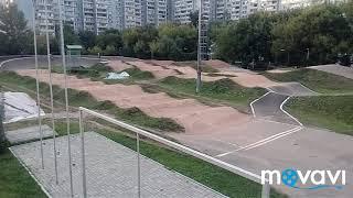 Тренировка на велодроме Бутырский/BMX Race ❤