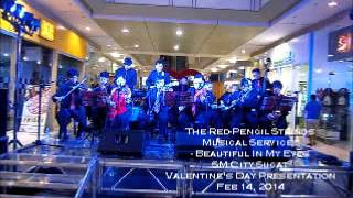 BEAUTIFUL IN MY EYES (Christian Bautista) - The Red-Pencil Strings Musical Services