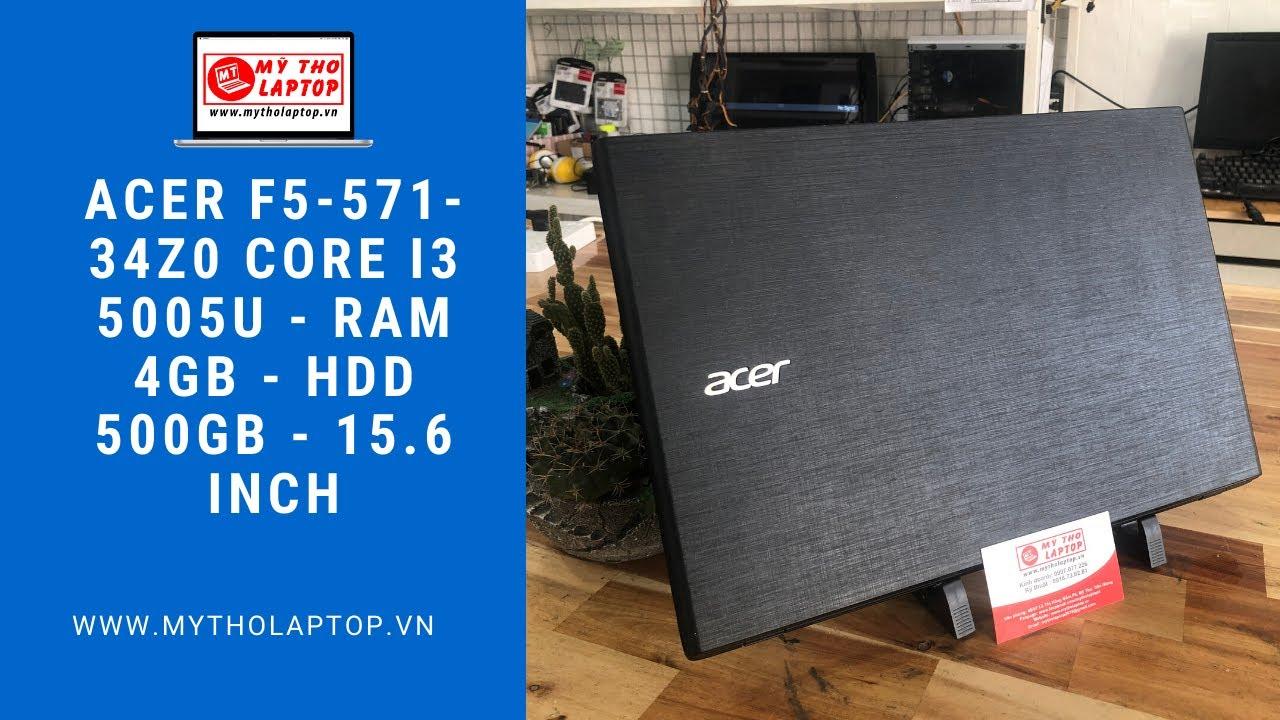 Acer F5-571-34Z0 nguyên tem đẹp không tỳ vết. Mua ngay thôi !