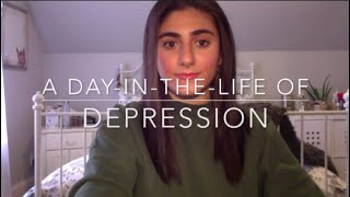 A day-in-the-life of depression