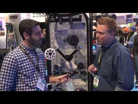 Kicker PSM3 handlebar speakers | CES 2015 First Look | Crutchfield video