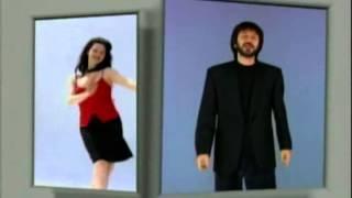 موزیک ویدیو مردهای ایرونی