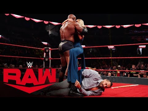 Rusev left crushed by Lana and Bobby Lashley: Raw, Oct. 28, 2019