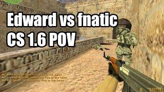 POV: Edward vs. fnatic @ESWC Na