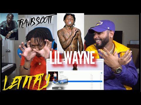 15d8db1b3c38 OMG 🤦🏽\u200d♂ 🔥🔥 GOAT 🐐 Lil Wayne - CARTER V - LET IT FLY FT TRAVIS  SCOTT | FVO Reaction