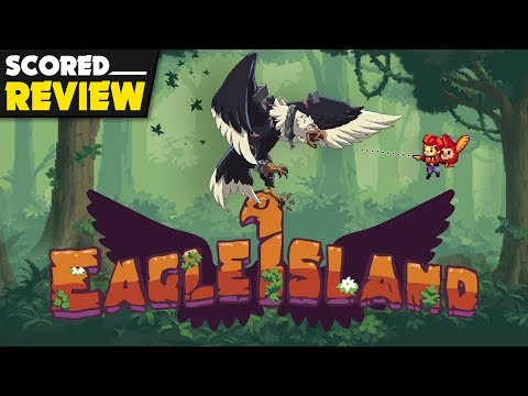 Eagle Island: SCORED REVIEW | An Impeckable Rogue-lite Metroidvania?