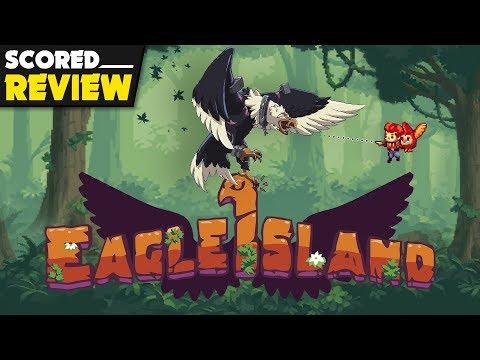 Eagle Island: SCORED REVIEW | An Impeckable Rogue-lite Metroidvania? video thumbnail