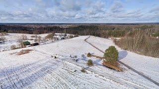 Hiking in Estonia | Paganamaa to Korneti