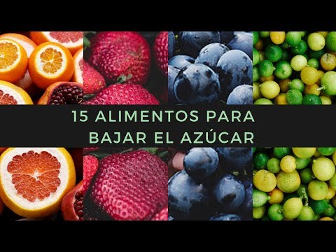 Productos para la diabetes recomendadas
