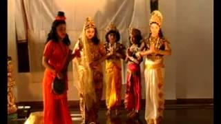 Prahlada Charitram Part 1 By Gopa Kuteeram Children On Guru Poornima Day