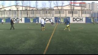 Матч за 3 место. Metalist Student Cup. ХНПУ - ХИФ 1 тайм