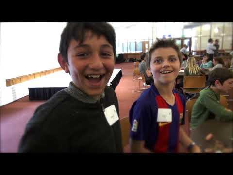 Julia Robinson Math Festival at FLC