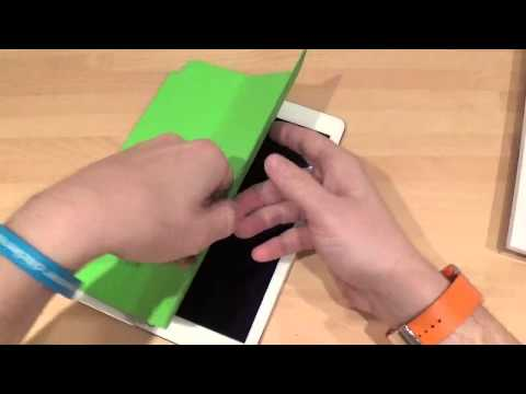 Apple iPad Air 2 Smart Cover Review