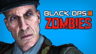 Black Ops 3 Zombies Funny Moments - Nacht Der Untoten First Attempts! (BO3 Zombies Chronicles DLC 5)