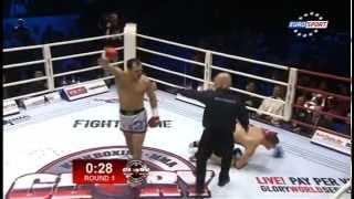 Igor Jurkovic-Zabit Samedov Glory world series