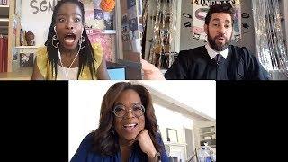 SGN Graduation with Oprah, Steven Spielberg, Jon Stewart, and Malala (Ep. 6)
