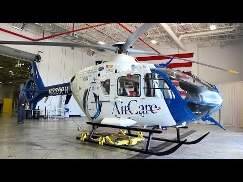 Video: New AirCare base cuts response time to North Mississippi