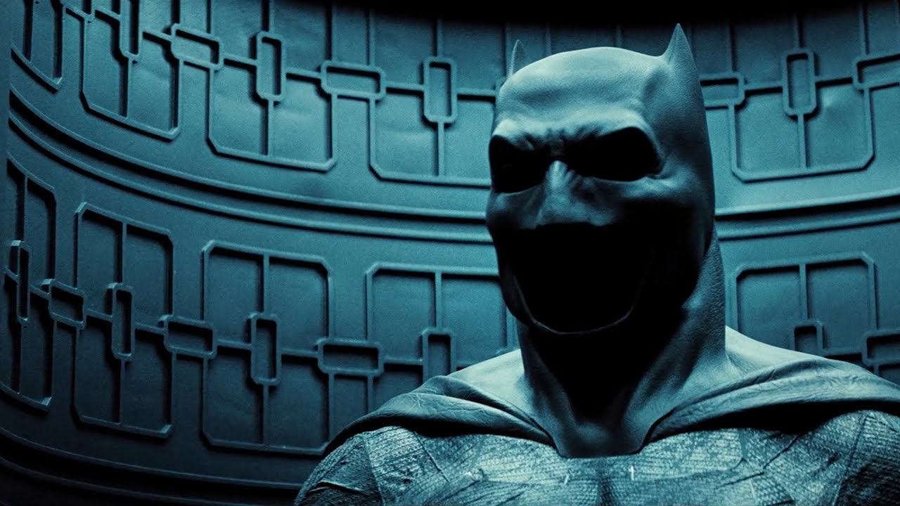Movie Trailer:  Batman v Superman: Dawn of Justice (2016)