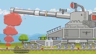 убить ДОРУ  Мультики про танки
