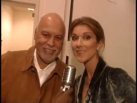 Céline Dion et René Angélil @ The Regis and Kelly Daytime Talk Show