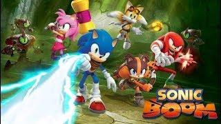 Sonic dash boom #3