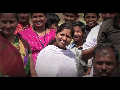 Despite Personal Grief, Government Officer Pursues Water Cup for her Villages (Marathi)