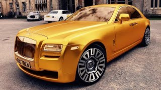 Tại Sao Xe Roll-Royce Lại Đắt Nhất Thế Giới ? Điều Gì Làm Nên Thương Hiệu Xe Siêu Sang Roll-Royce?