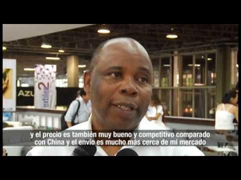Compradores extranjeros de Proexport en Colombiamoda dejaron expectativas de negocios por US$117,2 m