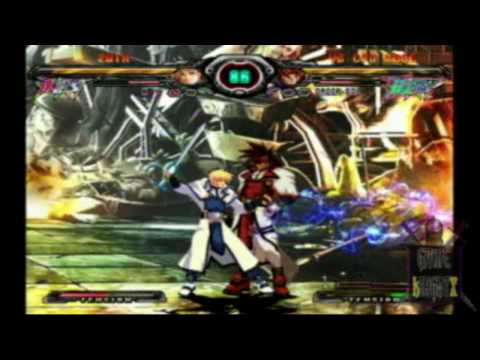 Guilty Gear XX Accent Core Plus Wii