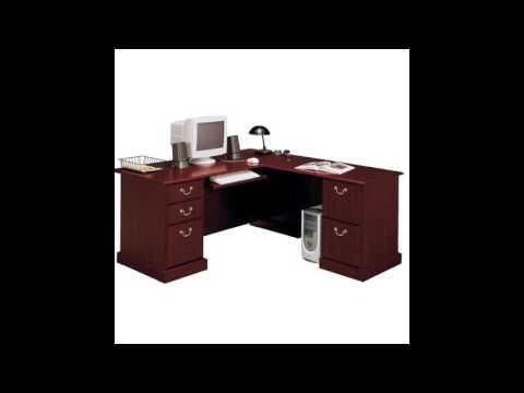 Wonderful L Shaped Computer Desks For Work Station