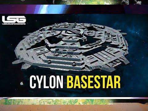 Space Engineers - Cylon Basestar | Battlestar Galactica