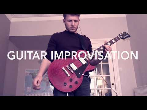 Dynatron - Stars of the Night (Guitar Improv)
