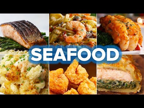 7 Recipes For Seafood Lovers