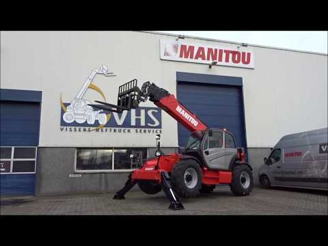 Manitou MT 1840 Tier 4 Final