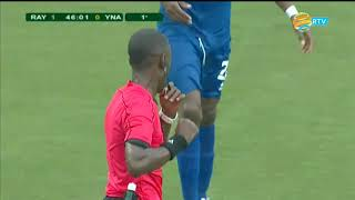 RAYON SPORTS 1 0 YOUNG AFRICA HIGHLIGHTS