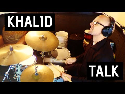 """Learn the secrets to playing """"Talk"""" by Khalid."""