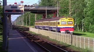 ЭР2Т-7115-01/7117-09, платформа Дзинтари