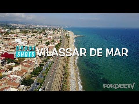 Drone Footage – Vilassar De Mar, Spain | FordeeTV