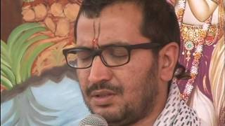 He gopal radhey krishna ||krishna bhajan|| deepak bhai ji