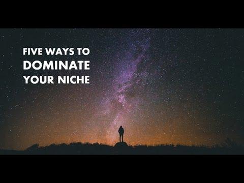 Zero to $20k a Month - 5 Ways to Dominate Your Niche