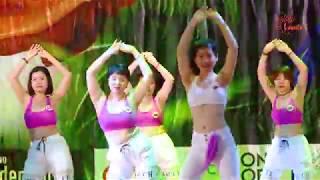 NAUGHTY BOY -  Lớp Đội Cấn & Hào Nam - TROPICAL SUMMER PARTY 2020   LAMITA DANCE FITNESS